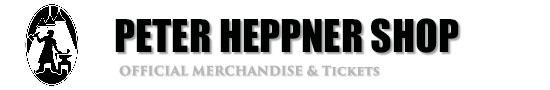 Peter Heppner Shop-Logo
